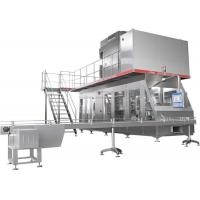 Buy cheap Aseptic Brick Carton High Speed Beverage Packaging Machine Turn Key Project 500-1000ml from wholesalers