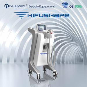 Quality 2015 newest beauty slimming machine ultrasound cavitation weight loss HIFUSHAPE wholesale