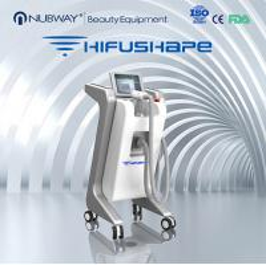 China 3 years warranty professional liposonix high intensity focused ultrasound hifu body ultrashape body slimming machine on sale