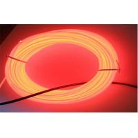 Quality High Bright 220V EL Lighting Wire Cuttable Energy-saving For decoration wholesale