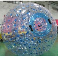 Quality 1.70M Walk Water Human Bubble Ball , Inflatable Rolling Ball Outdoor Snow Games wholesale