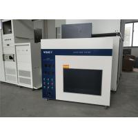 Quality Horizontal Burning Test Flammability Testing Equipment In Electrical Instruments Standard IEC60695 wholesale