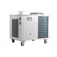 China R410A Refrigerant Portable Mini Air Cooler Three Ducts Against Walls On 3 Sides on sale