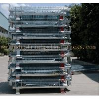 Quality Zinc Plated Collapsible Wire Mesh Containers Stackable Storage For Space Saving wholesale