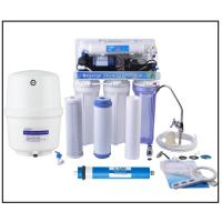 Quality 50GPD 5 Stages Undersink Alkaline RO Water Purifier Water Filter System wholesale