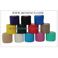 Quality Cohesive Bandage FDA CE  Approved in Solid Color For Hospital And Vet Use wholesale