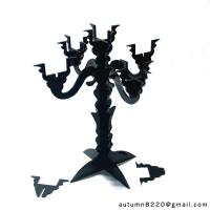 Quality CH (15) Modern clear acrylic candelabra wholesale