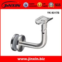 Quality JINXIN stainless steel glass fixing bracket for stair handrail wholesale