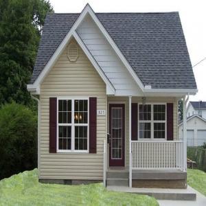 Quality DIY Miniature Steel Frame Prefabricated Houses Light Steel Frame Building wholesale