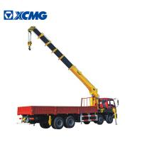 Quality XCMG SQ16ZK4Q Knuckle Boom Truck Mounted Crane High Speed 16 Ton wholesale