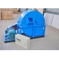 Quality High Efficiency Wood Crusher Machine 1 Year Warranty For Sawdust Making wholesale