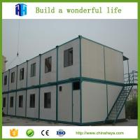 China China home containers prefabricated mobile office flat pack house on sale