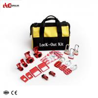 China Personal Safety Electrical Lockout Kit EP-8772F Lockout Box supplier Lockout Box on sale