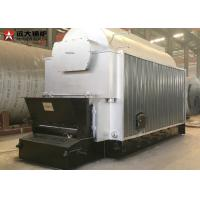 Quality 10 Tph Wood Chips Fired Steam Boiler , Wood Pellet Boiler For Paper Process Industry wholesale
