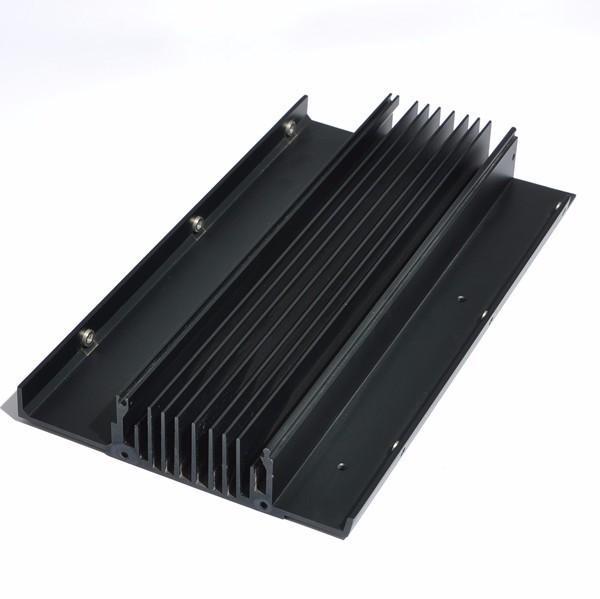 Cheap Heat Sink Radiator Aluminium Extrusion Profiles For Electronics / Appliances for sale