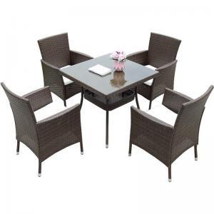 Quality SNUGLANE 5 Piece Rattan Table Set wholesale