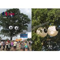 Quality Hanging Trees Inflatable Holiday Decor Aerated Funny Scare Eye Balloons wholesale