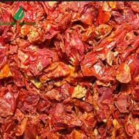 Quality Red Air Dehydrated Tomato Flakes 9×9mm With ISO FDA HACCP Certificate wholesale