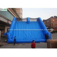 China Commercial Grade Adults Giant Inflatable Slide For Mud Run Adventure on sale
