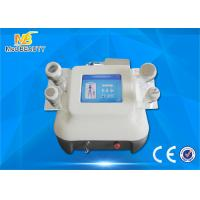 Quality Face Lifting Ultrasonic Cavitation Rf Slimming Machine , 8 Inch Color Touch Screen wholesale