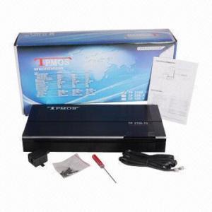 China 1-channel Car Stereo Amplifier, Class D Digital Amplifier on sale