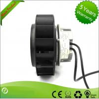 Quality 175mm EC Centrifugal Fans With Air Purification Pa66  Fresh Air System wholesale