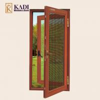 Quality Aluminium Mesh Screen Door For Insect Prevention Model: 100 wholesale