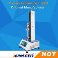 Quality 600mm Microcomputer 300N Universal Compression Strength Testing Machines With Ball Screw wholesale