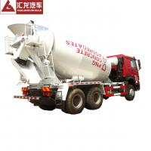 China 10cbm Capacity Volume Concrete Mixer Truck HOWO 6x4 Sinotruk Cement Mixer Truck on sale