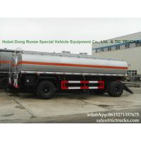 Quality Manufactures high quality fuel tankers Pup Trailer  25000L Fuel Tank Full Trailer for sale WhatsApp:8615271357675 wholesale