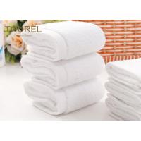 Quality Economic And Reliable Hotel Face Towel , Egyptian Cotton Washcloths wholesale