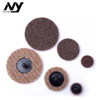 Quality 2 3 Quick Change Sanding Discs , Orbit Roloc Sanding Pads Strong Flexibility wholesale