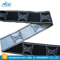 Quality Customized Printed Elastic Waistband For Popular Underwear / Cothing wholesale