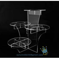 Quality CD (20) crystal cake stand wholesale