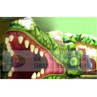 Quality Dinosaur Box 5D Cinema Equipment Indoor / Outdoor Large Amusement Center wholesale