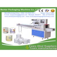 Quality Updated kicthen towel toilet paper roll packing sealing machine,toilet tissue roll production line china Bestar supplier wholesale