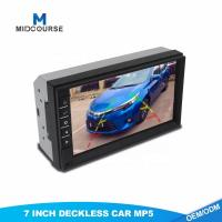 China 7inch Car Mp5 Player with Bluetooth Car Stereo Player on sale