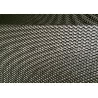 China DVA Thick Steel Mesh For Security Hinged , Sliding Screen One Way Privacy Mesh on sale
