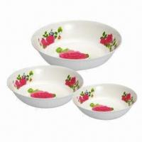 Quality Melamine Bowls, Suitable for Promotional and Gift Purposes, Various Sizes are Available wholesale