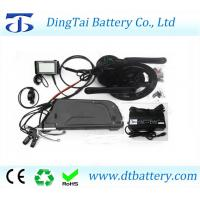 Quality 48v 14ah ebike battery with charger and 750w 48V bafang/8fun motor kit wholesale