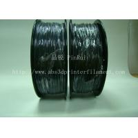 Cheap Customized high rigidity ABS conductive 3d printing filament black for sale