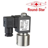China Stainless Steel Miniature Solenoid Valve Normally Open NO 24vdc NPT Thread on sale