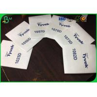 Quality 105gsm - 0.275mm Thickness Tyvek Printer Paper 1082D For Offset Printing wholesale