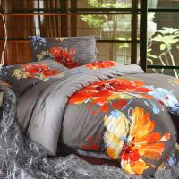 Quality Different Designs Home Bedding Comforter Sets , Full Size Bed Comforter Sets wholesale