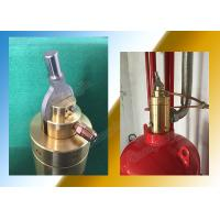 Quality Fm200 Automatic Fire Extinguisher Ball Valve with Solenoid Actuator wholesale