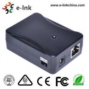 Quality IEEE 802.3af Gigabit POE Power Over Ethernet Splitter 5v - 12V DC Output For IP Camera wholesale