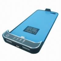 Buy cheap External Battery Case for iPhone 5, 2,200mAh Capacity from wholesalers