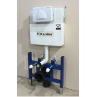 Quality Plastic water tank,Wall Hung Toilet Hidden Cistern , Dual flush WC Concealed Cistern KDR-011H wholesale