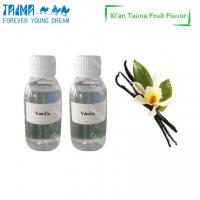 Quality Factory direct selling Usp grade high concentrated PG/VG Based UK market Vanilla fruit flavor wholesale