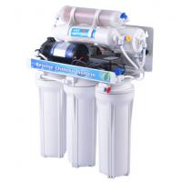 Cheap 50 / 60Hz 50 GPD 5 Stage RO Water Filtration System with Mineral Ball for sale